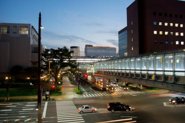 Die Straße von Japan Kokura – Foto