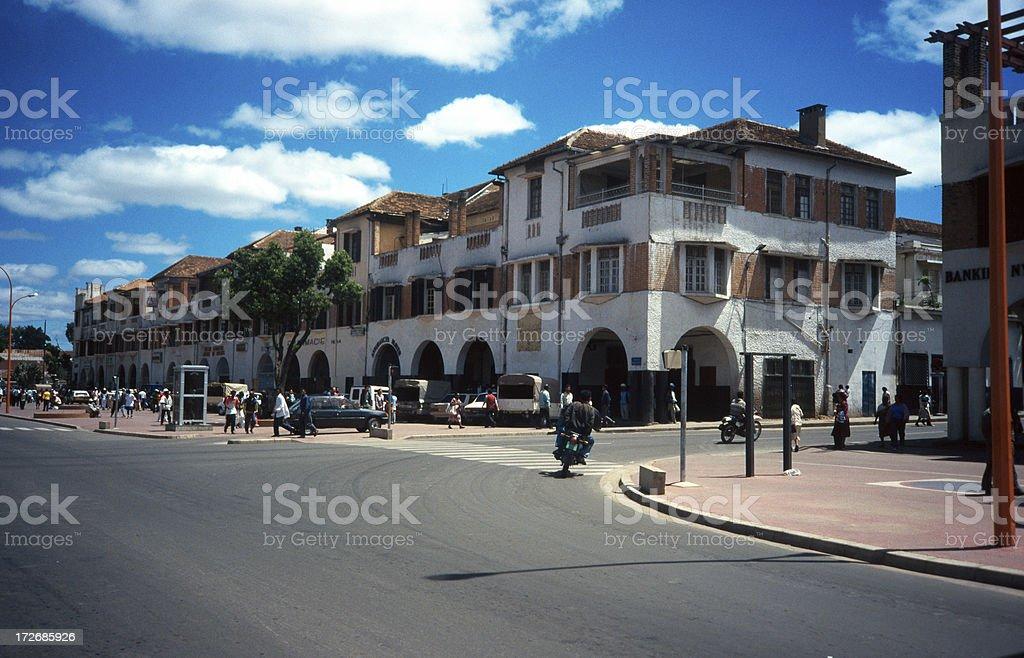 Les rues de Antananarivo - Photo