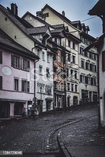 The Streets Of Bremgarten, Switzerland