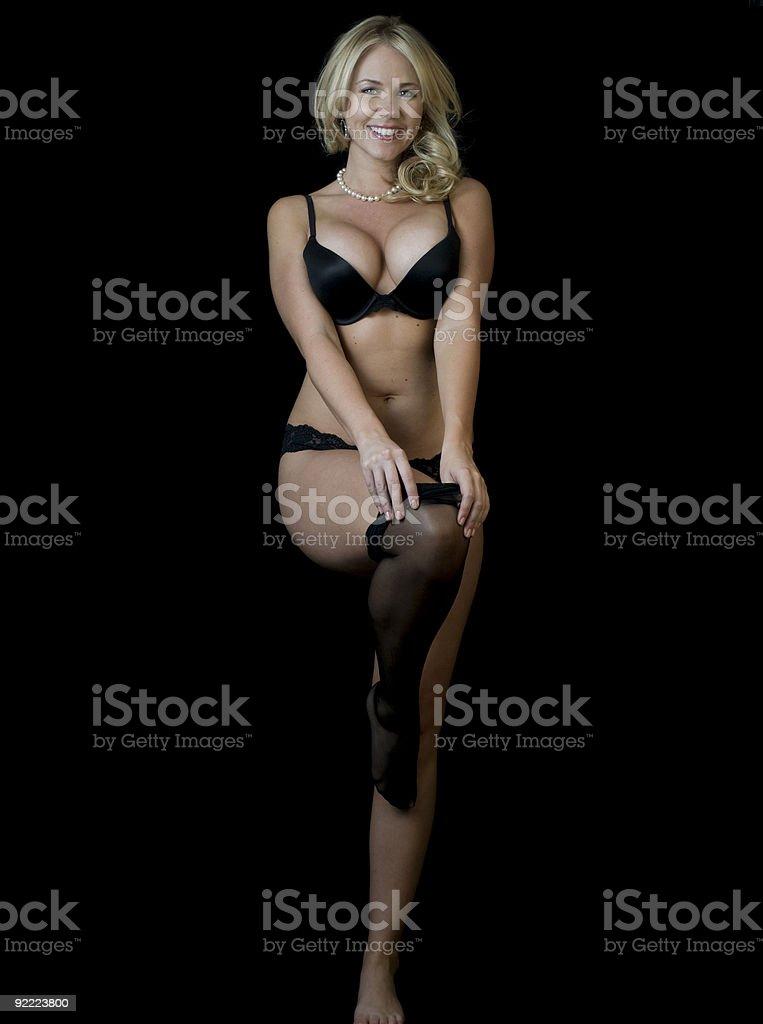 The Striptease Series #10 royalty-free stock photo