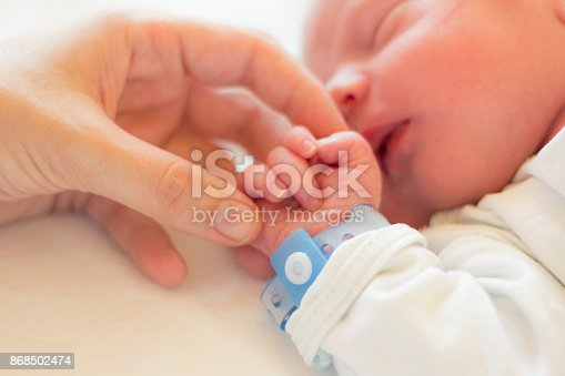 istock The Strongest Connection 868502474