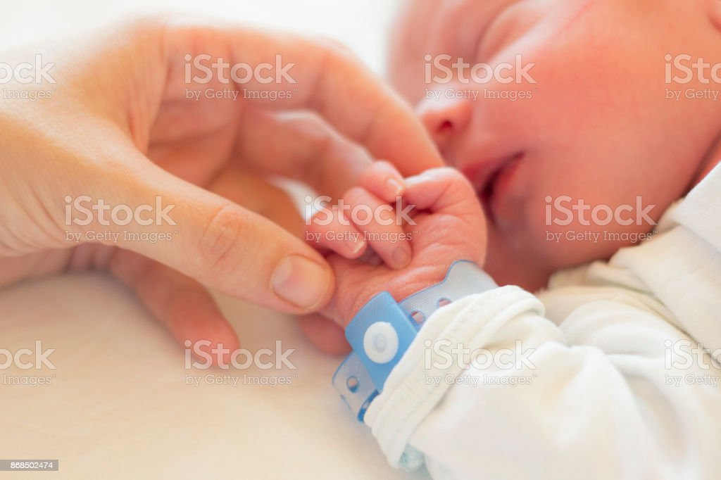 The Strongest Connection stock photo