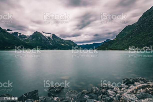 Photo of The Stryn lake, Stryn, Norway