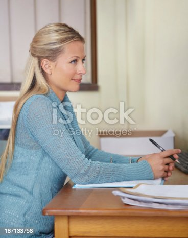 istock The students are getting much better! 187133756