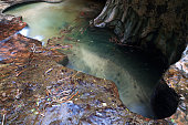 The Subway - Zion National Park