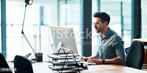 istock The successful stay consistent 874811644