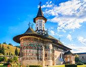 istock The Sucevita Monastery, Romania. 626589942