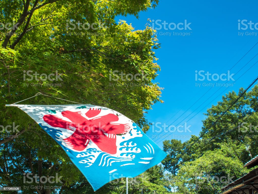 The Summer stock photo