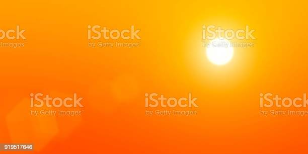 Photo of The sun is in the sky