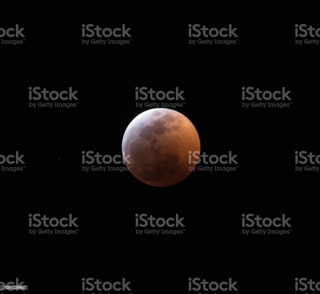 The Super Blood Wolf Moon Eclipse of 2019