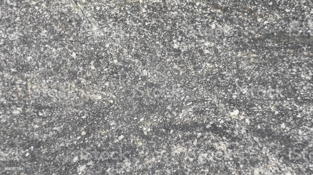 The surface of the granite stone. stock photo