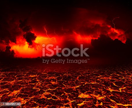 istock the surface of the lava. background 1169495140