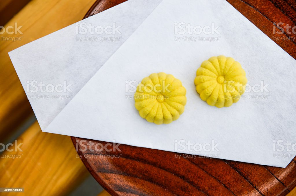 The sweet of Sadou stock photo