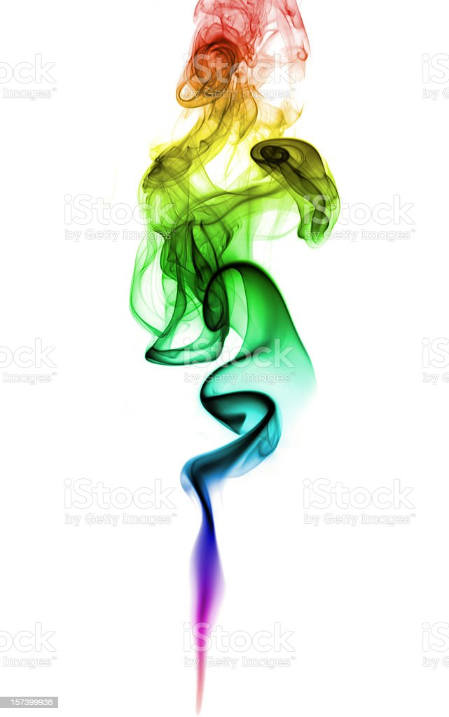 The Swirling Mist of Dreams royalty-free stock photo