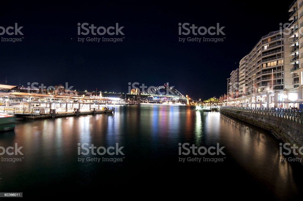 The Sydney Series royalty-free stock photo