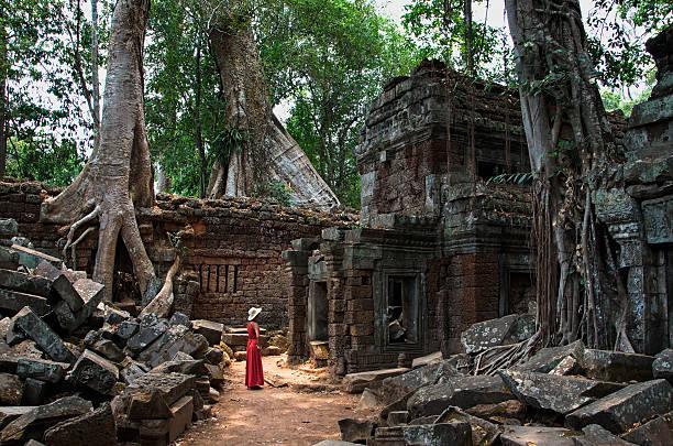 Der Ta Promotion-Tempel in Kambodscha – Foto