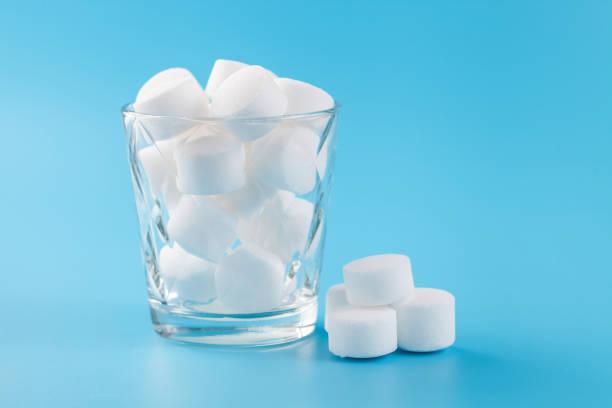 Das tablettenierte Salz – Foto