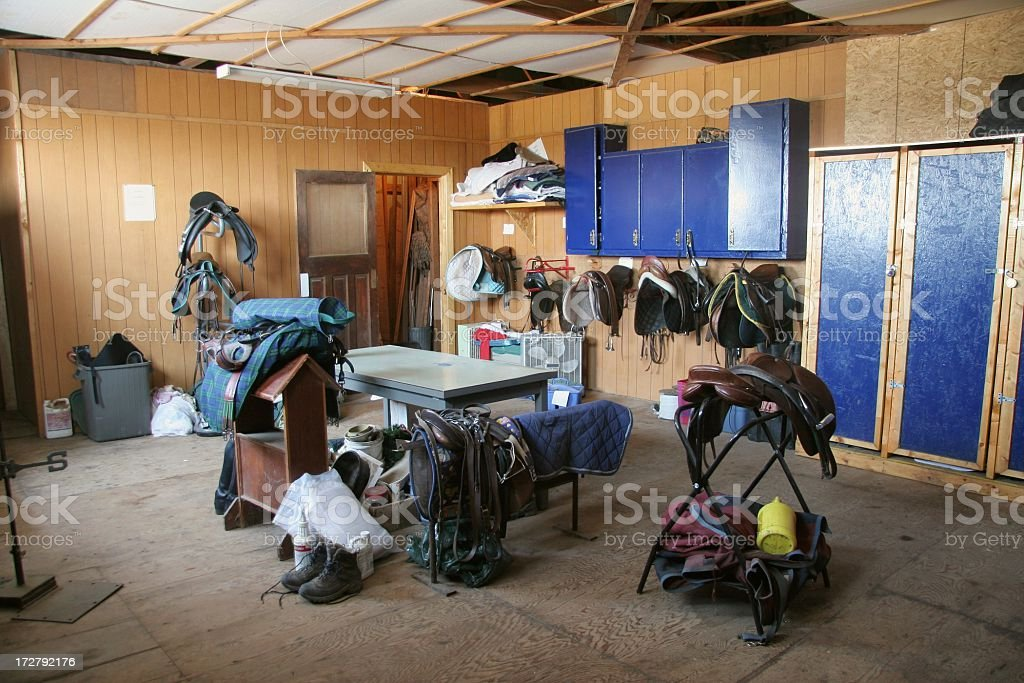 The Tack Room Stock Photo Download Image Now Istock