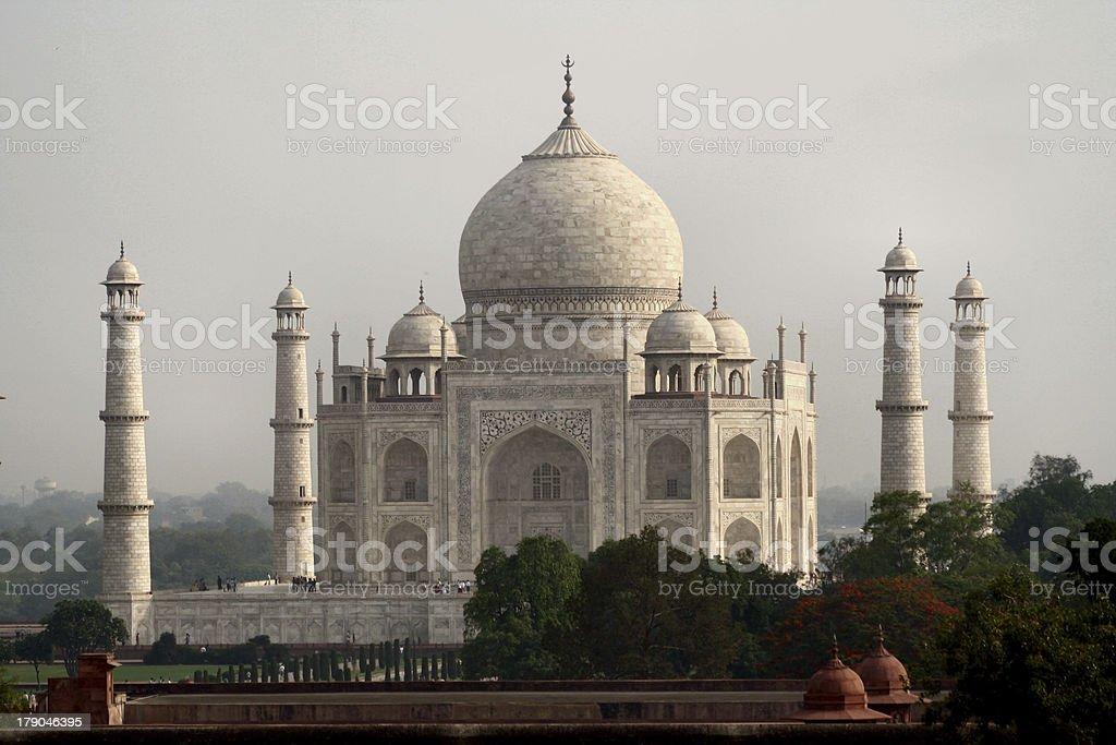 Das Taj Mahal – Foto