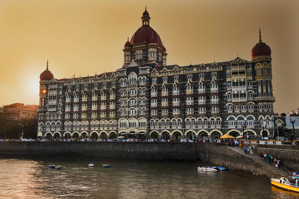 Das Taj Palace In Mumbai – Foto