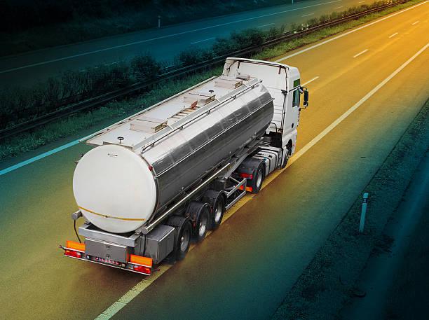 Die Tanker Truck – Foto