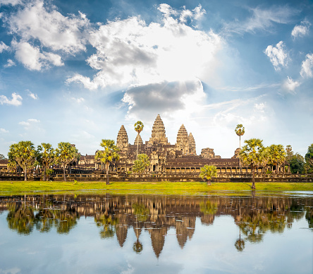 istock The Temple Of Angkor Wat In Cambodia 502325314