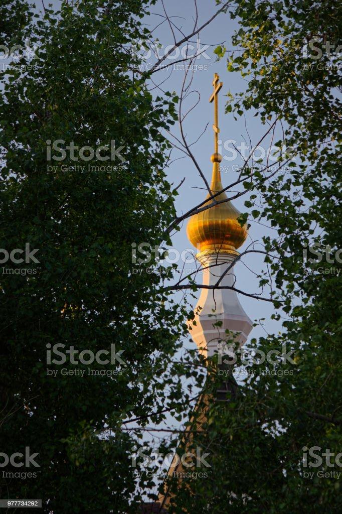 Die Tempel von Erzengel Michael. – Foto