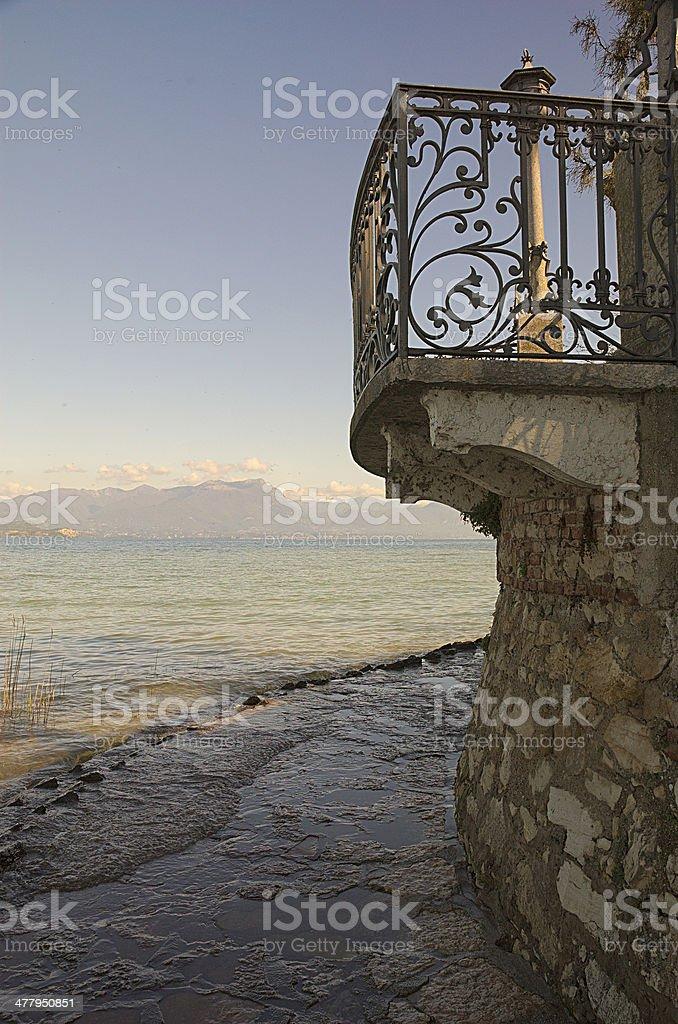 La Terrazza Sul Lago Stock Photo Download Image Now Istock