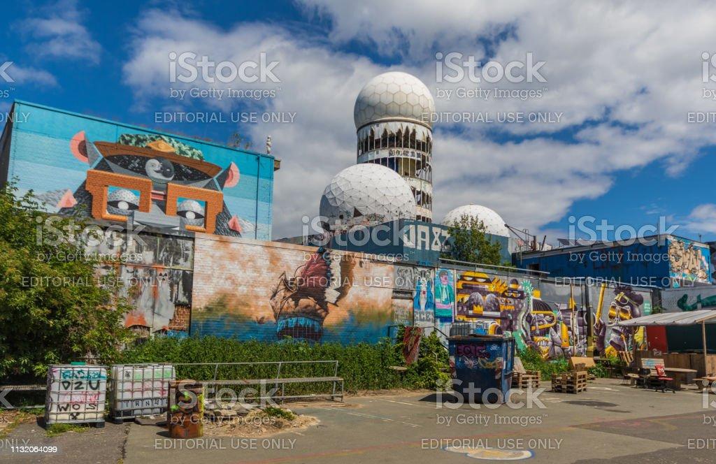 Berlin Teufelsberg Stock Video Footage - 4K and HD Video Clips    Shutterstock