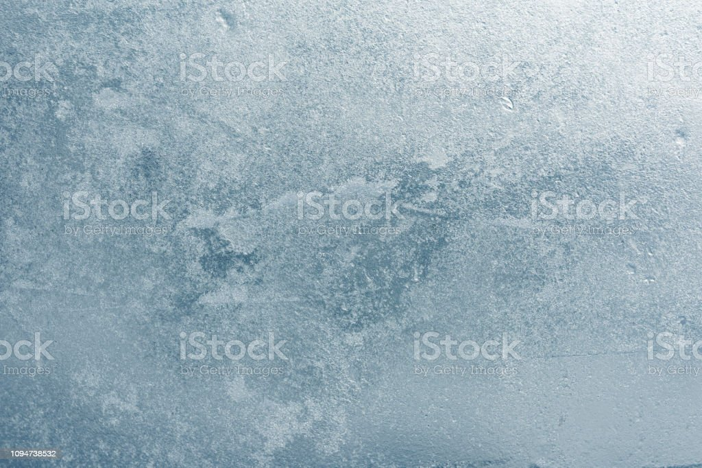 The texture of the ice. The frozen water.Winter background - Стоковые фото Абстрактный роялти-фри