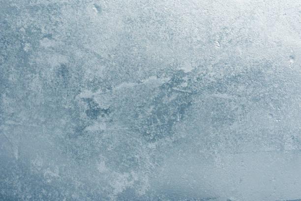 얼음의 텍스처입니다. 냉동된 물입니다. 겨울 배경 - 서리 뉴스 사진 이미지