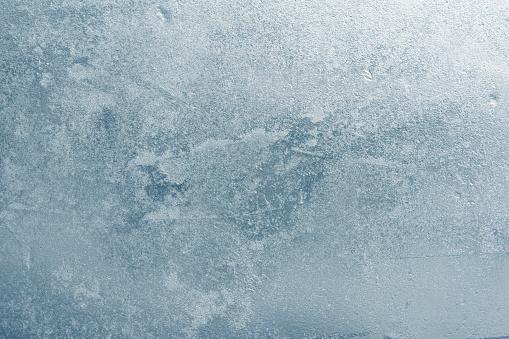 The Texture Of The Ice The Frozen Waterwinter Background — стоковые фотографии и другие картинки Абстрактный