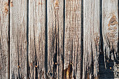 istock the texture of the old rotten wooden fence 838931802