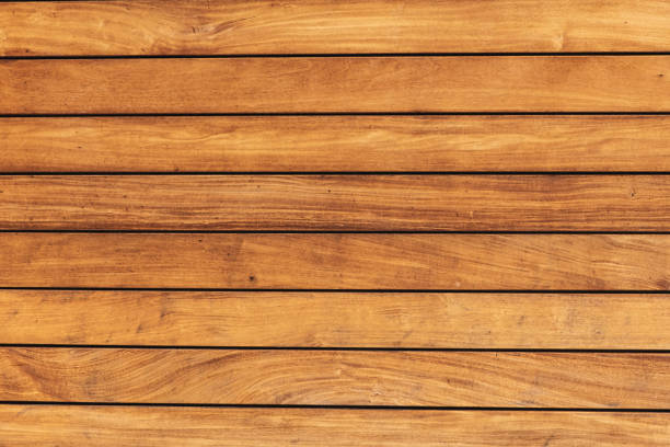 de textuur van de pine boards. - instappen stockfoto's en -beelden