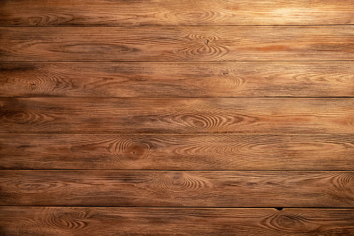 The texture of the wooden background of the old boards
