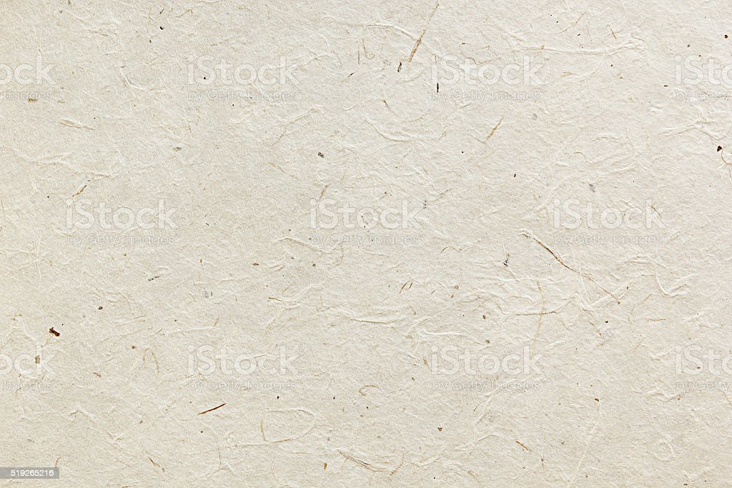 The texture rice paper. stock photo
