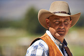 A mature cowboy outdoors on his farmhttp://195.154.178.81/DATA/i_collage/pi/shoots/783508.jpg