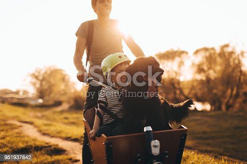 istock The three of us, always together 951937642