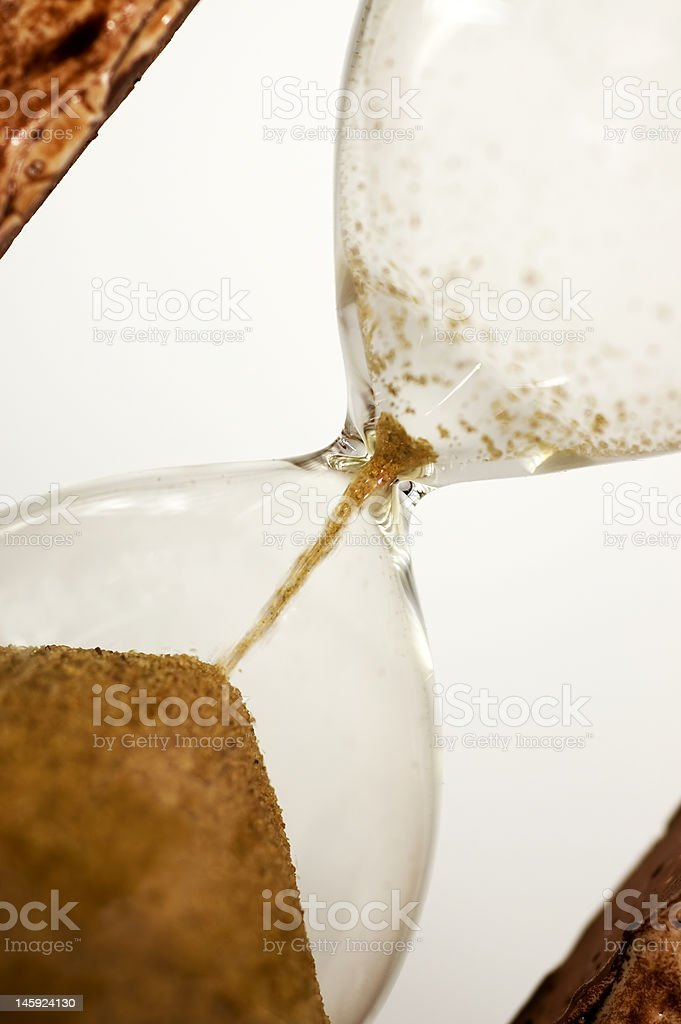 The Time is over royalty-free stock photo