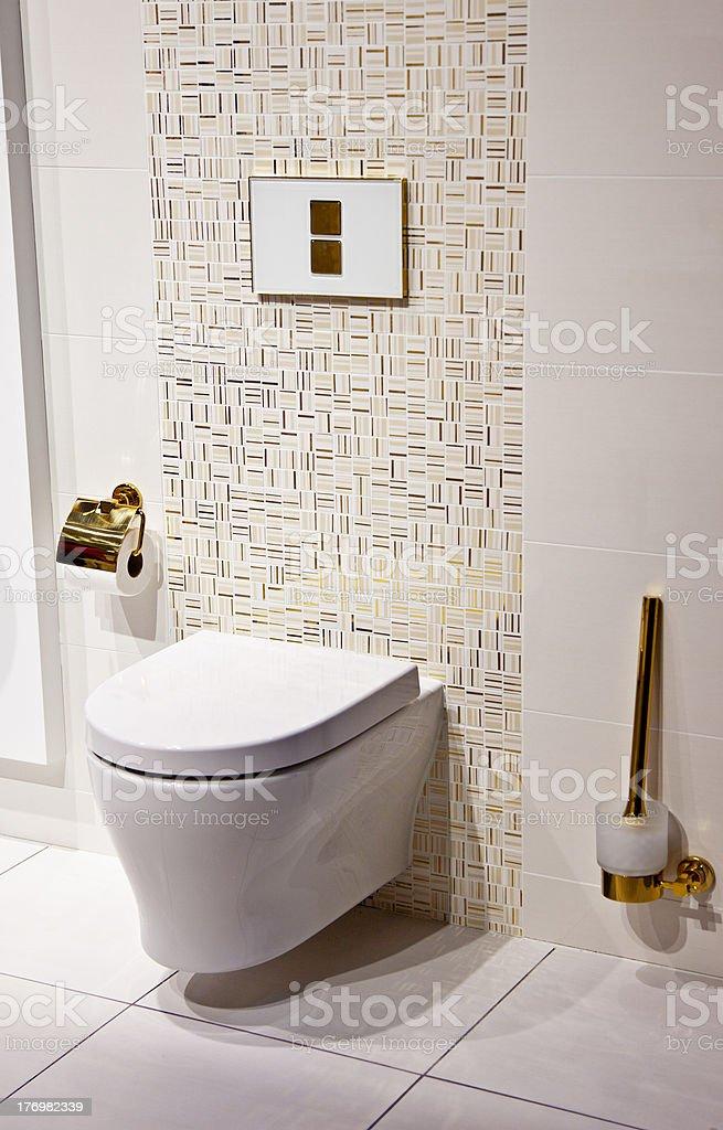 Die Toilette – Foto