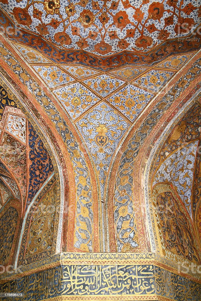 The Tomb of Akbar royalty-free stock photo