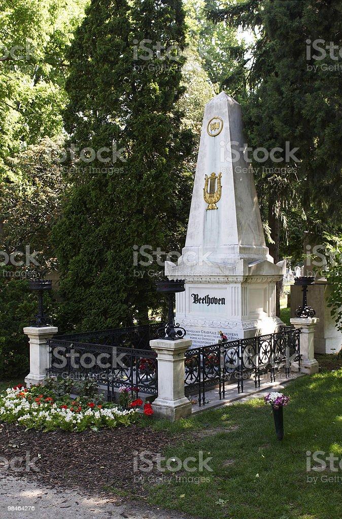 이 무명용사의 of 베토벤 royalty-free 스톡 사진