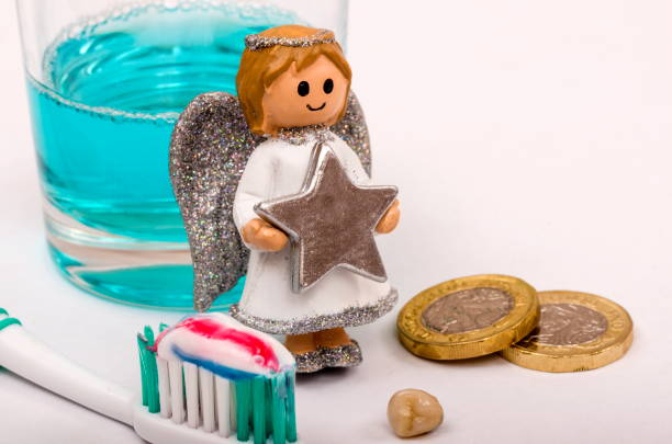 The Tooth Fairy stock photo