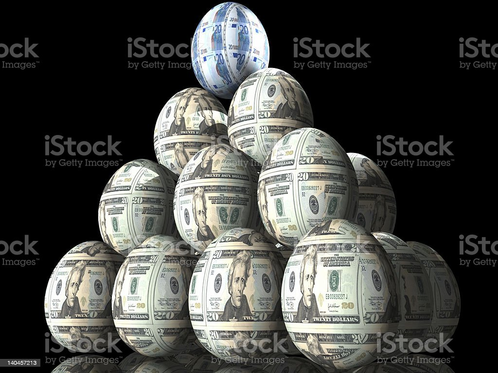 The top of business royalty-free stock photo