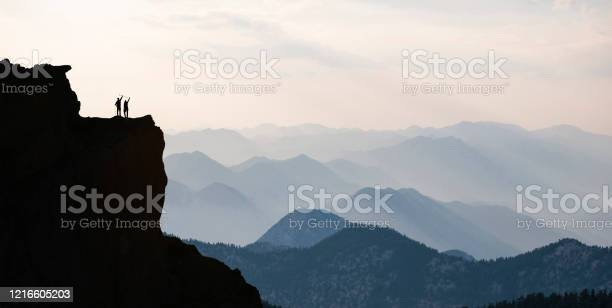 Photo of The top of one mountain is always the bottom of another