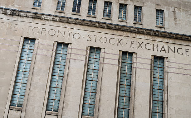 The Toronto stock exchange