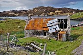 istock The Tough Side of Island Life - A Study of Abandonment & Dereliction in The Hebrides 1149542519