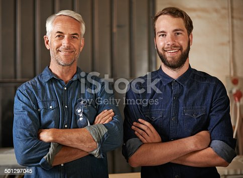 istock The toughest artisans around 501297045