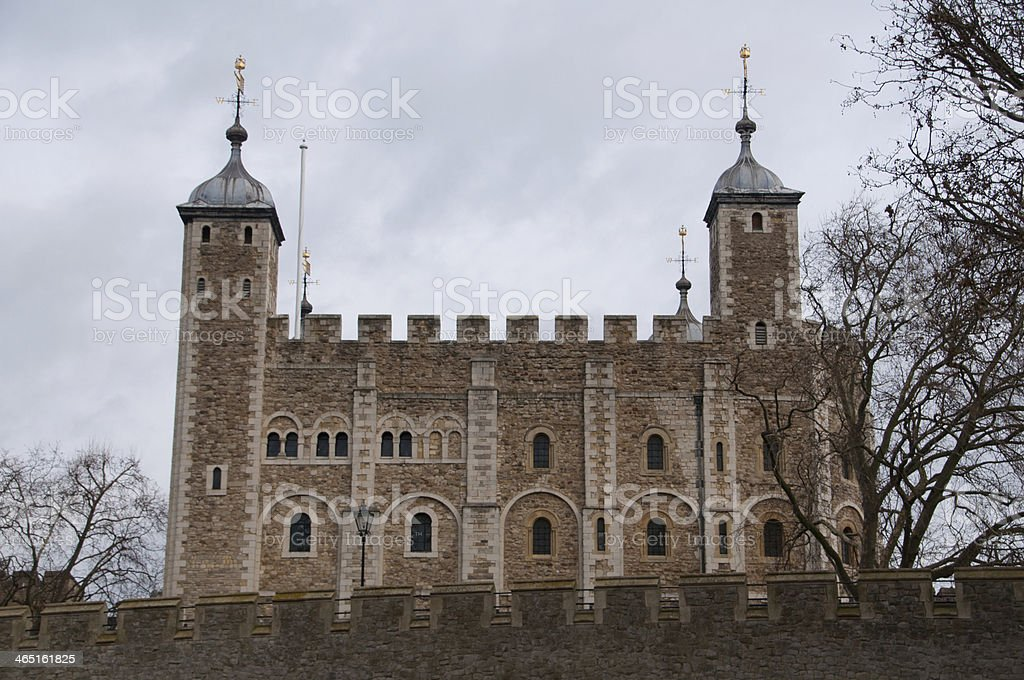 The Tower of London, UK stock photo