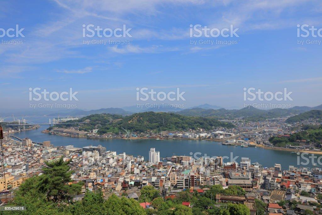 尾道鎮日本圖像檔